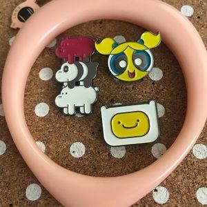 Cartoon Network enamel pins We Bare Bears 🐻